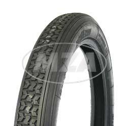 Oldtimer-Reifen, 2 3/4-16, M/C, 46J, Reinforced, Profil: K4 - Motortyp spezial - (Alte Bezeichnung: 20x2.75)