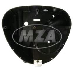 Gehäusemittelteil - Luftauslass ø 28 mm - inkl. FILU-Tuningluftfilter - für Metallseitendeckel