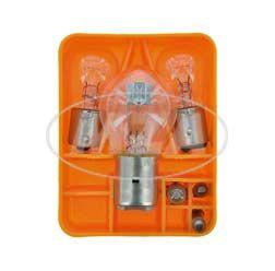 Glühlampenersatzkasten NARVA - 12V 35/35W- Bilux - Eckiges Rücklicht - S51, S53, SR50