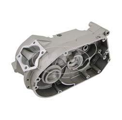 Motorgehäuse für Motor M741-743 - 75 km/h - silbermetallic lackiert - aufgebohrt auf  ø 53,1 mm f. dicke Buchse