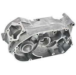 Motorgehäuse für Motor M741-743 - unbeschichtet - aufgebohrt auf  ø 53,1 mm f. dicke Buchse