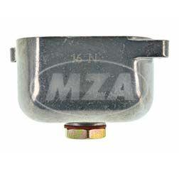 Schwimmergehäuse mit Verschlußschraube - für BVF-Vergaser 16N1, 16N3