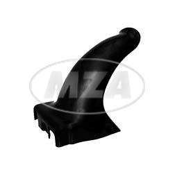 Radabdeckung, PVC schwarz, unbeschichtet - SR50/1,SR80/1XG,XC,XGE,XCE
