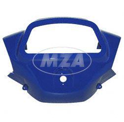 Instrumententräger, ABS, lack. ultramarin - SD50, X-Rollertypen