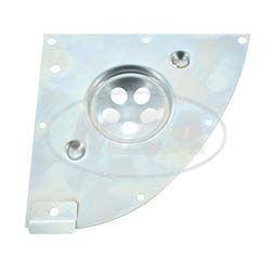 Abdeckplatte für Gehäusemittelteil - für Mokick mit Metallseitendeckel