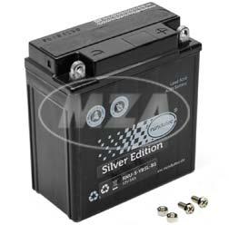 AGM-Batterie - 12V 5,0 Ah - 12N5-3B