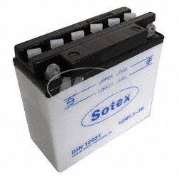 Batterie 12N5,5-3B SOTEX