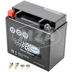 AGM-Batterie - 12V 9,0 Ah - 12N9-4B-1 - ETZ250, 251/301