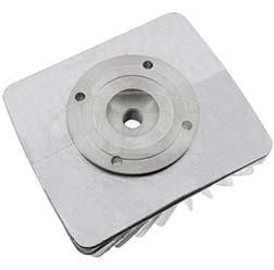 Fächerzylinderkopf LT85 Ø49 mm, 100% Zylinderkopfkontur v. Art.-Nr. 12140E - auch f. LT RESO 90