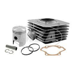 Set Tuningzylinder für S50 - 63ccm, mit Tuningkolben Ø45mm+ Zylinderfußdichtung
