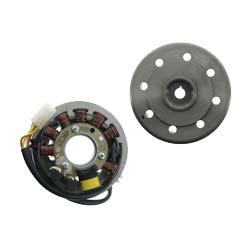 Zündanlage VAPE A70-5  (Stator+Rotor)
