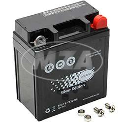 AGM-Batterie - 12V 3,0 Ah - YB3L-B - z.B. für KR51, Umrüstsatz VAPE
