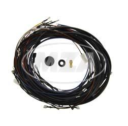 Kabelbaumset SR50/1, optimiert für 12V-VAPE-Zündung, inkl. Schaltplan