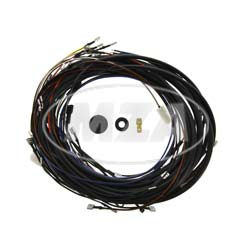 Kabelbaumset SR50, optimiert für 12V-VAPE-Zündung, inkl. Schaltplan