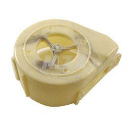 Filtergehäuse (Trockenluftfilter) Kanuni, Kunststoff