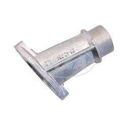 Ansaugstutzen am Zylinder (Klemmung mit Vergaserschelle)