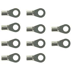 10x crimp-type blade connector KS4x2,3 - 111.203.1 -for Mokick, cable harness, Motorcycle - for wire cross-section 1,5-2,5 mm²