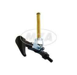 Kraftstoffhahn EHR (Benzinhahn), vst. KR50 - bis Fahrzeug 109520 - mit Steckgriff