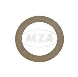 Ausgleichsscheibe zum Rillenkugellager 6302 (15x42x13)  -  DIN 988-ST 30x42x0,2 mm  - Soemtron-Motor - Kurbelwelle