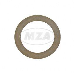 Ausgleichsscheibe zum Rillenkugellager 6302 (15x42x13)  -  DIN 988-ST 30x42x1,0 mm  - Soemtron-Motor - Kurbelwelle