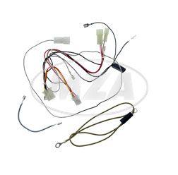 Kabelsatz Umrüstsatz für PVL/ Vape - Zündungen - S50, S51, S70