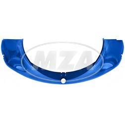 Scheinwerfergehäuseuntertreil, lack. kobaltblau metall
