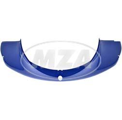 Scheinwerfergehäuseunterteil, ABS, lack. ultramarinblau, neue Variante, 2x Handbremse - SRA50
