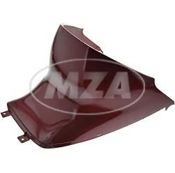 Abdeckung für Heckträger rubinrot metallic