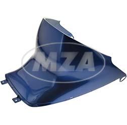 Abdeckung für Heckträger, lack. kobaltblau metallic