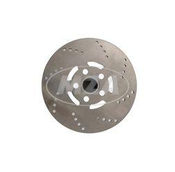 Bremsscheibe  ø 200 mm -  Edelstahl  -  SRA50 Automatik mit breiter Felge