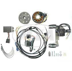 Lichtmagnetzündanlage 12V/ 150W - passend für BMW R50/2, R50S, R50US, R60/2, R60US, R69S, R69US mit 20mm-KW