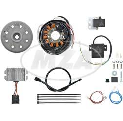 Lichtmagnetzündanlage 12V 180W, DC - passend für BMW R27