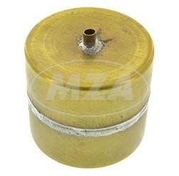 Schwimmer ø 35 mm - mit langem Rohr/ Quetschhülse - passend für AWO 425T