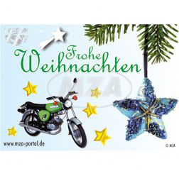 Postkarte (nicht frankiert)  MOTIV:  S51 Weihnachten