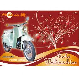 Postkarte (nicht frankiert)  MOTIV:  KR51 Weihnachten