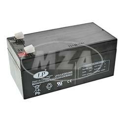 AGM-Batterie - Vlies - wartungsfrei - 12V 3,2 Ah
