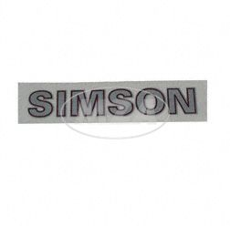 Klebefolie Simson 96 lang