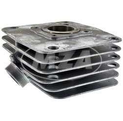 Rohteil 50cm³-Zylinder für Zusatzluft/ Katalysator-Ausführung - ohne Laufbuchse