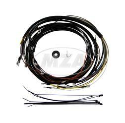 Kabelbaumset SR4-2 Star für VAPE-Zündanlage, inkl. farbigen elektrischen Schaltplan