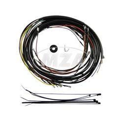 Kabelbaumset SR4-3 Sperber, SR4-4 Habicht für VAPE-Zündanlage, inkl. farbigen elektrischen Schaltplan