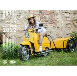 SIMSON Vogelserie & Co. Kalender 2022
