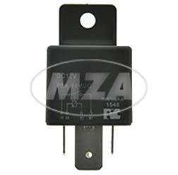 Schaltrelais für Anlasser - 12V, 70A - Mokick, Roller