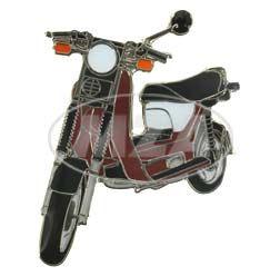 PIN Roller SR50 - bordeauxrot