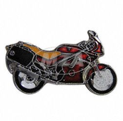 PIN Motorrad Skorpion Traveller, rot