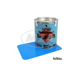 Lackfarbe Leifalit (Premium) hellblau für MZ 0,5l