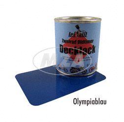 Lackfarbe Leifalit (Premium) olympiablau 0,5l