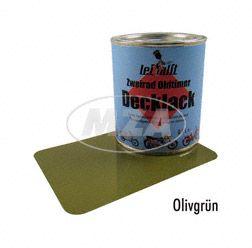 Pintura de laca Leifalit (Premium) color de oliva 0,5l
