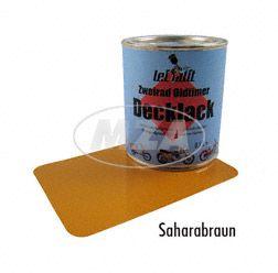 Lackfarbe Leifalit (Premium) saharabraun II 0,5l