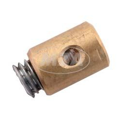Screw nipple universal for bowdencable Ø2,5 - Ø8mm - height: approx. 10mm