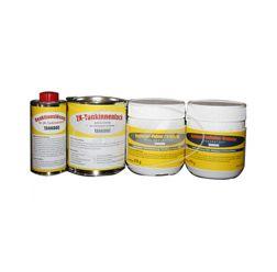 SET Tankversiegelung/Tanksanierung 4-teilig für Tanks bis 15 Liter - inkl. Gebrauchsanweisung